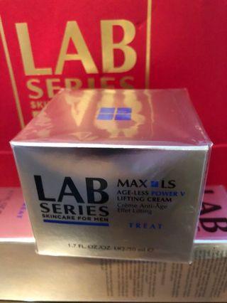 🚚 Lab Series Ageless power V lifting cream