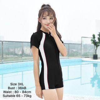 Women Plus Size Swimming Suit
