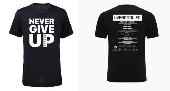 Liverpool * road to madrid tee!