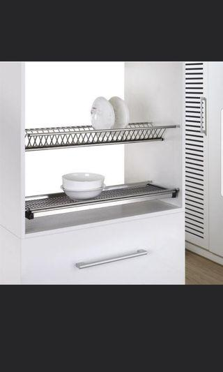 Food Grade Stainless Steel Dish Drying Rack