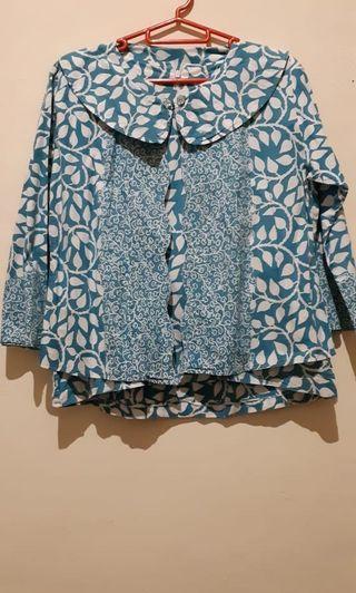 Batik Cirebon Outer + Inner