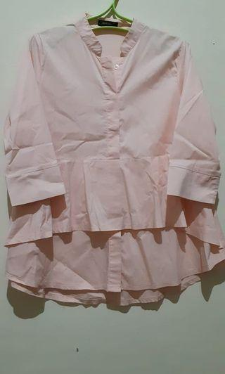 Vanisimo Blouse Pink