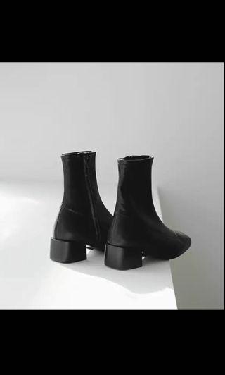 貼踝靴 短靴