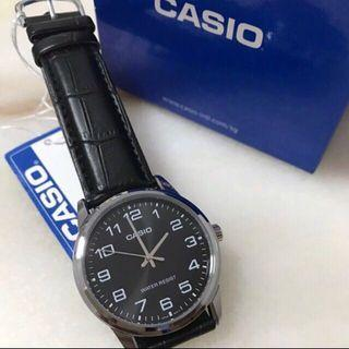 Casio Black Classic Watch! BN! W box!