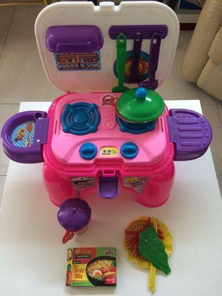 #BAPAU Kitchen Set Toys