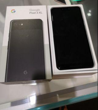 Google pixel 3xl 128gb black