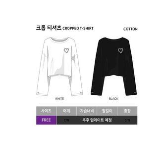 [WTS / EMS PO] Twice Twicelights Cropped T-Shirt (by Nayeon)