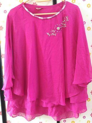 Kaftan Top from Indonesia