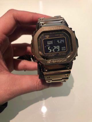 Casio GMW-B5000GD-9ER G-Shock 35th Anniversary Limited Ed