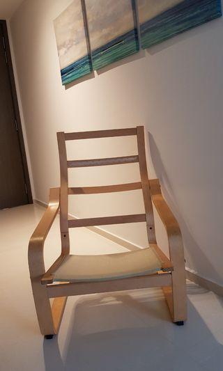 Poang armchair