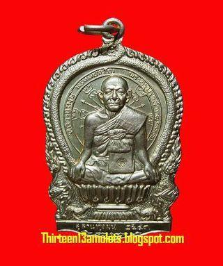 Thai Amulets ( Lp Hong - Rian )