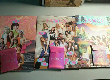 🚚 twice fancy you unsealed albums