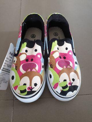 Tsum Tsum Shoes Brand New Fits Feet Length 19cm