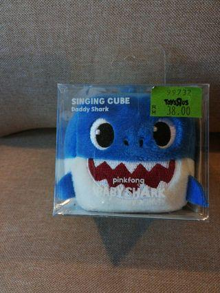 Baby Shark Singing Cube