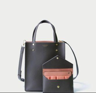 Fibreno bag with pouch