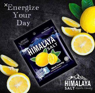 Popular Himalaya Salt Candy! Long expiry!! Instocks!!