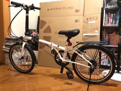 Dahon HAT060 Foldable Bike (Brand New) 全新Dahon可折疊單車