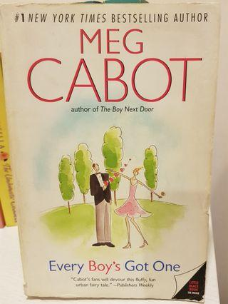 Meg Cabot- Every Boy's Got One