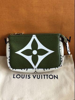Louis Vuitton MicroPochette Giant Monogram