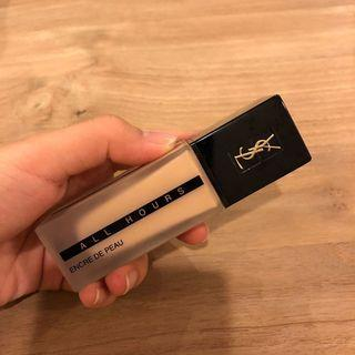 authentic YSL all hours foundation and hydrating primer