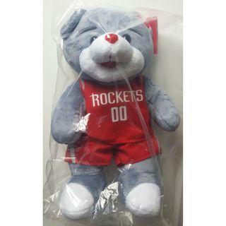 NBA 侯斯頓火箭吉祥物公仔