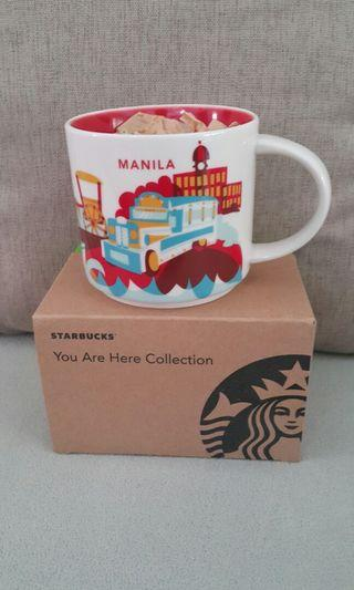 Starbucks Manila YAH Mug