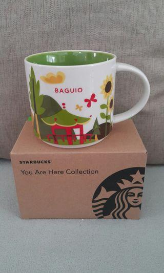 Starbucks Baguio YAH Mug