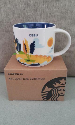 Starbucks Cebu YAH Mug