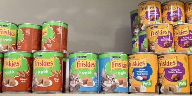 Selling Cheap! FRISKIES 12cans of 386grams Large Can Cat Food *you can mix the flavours
