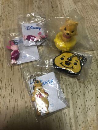 Winnie the Poon 絕版扭蛋福袋