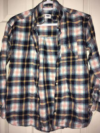 Colourful Flannel