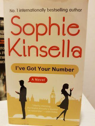 I've Got Your Number- Sophie Kinsella
