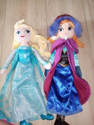 Frozen Anna n Elsa