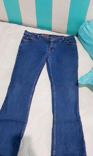 #BAPAU Denim Jeans Women