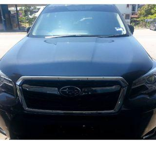SUV For Daily or Monthly Rent - Subaru Forester 2.0 (5-Seaters)