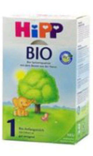 HiPP喜寶1段 有機奶粉600g