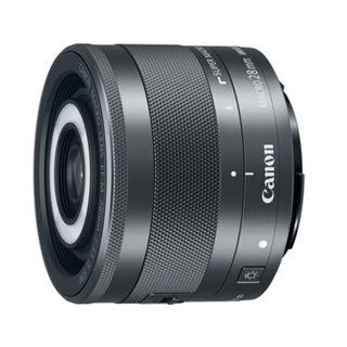Canon Ef-m 28mm F3.5mm Macro Is Stm lens