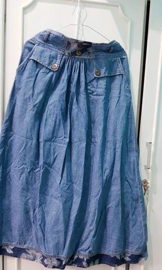 #BAPAU Rok Jeans