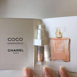 最新❗️Chanel 香水Sample
