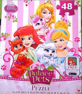 Disney Princess puzzle
