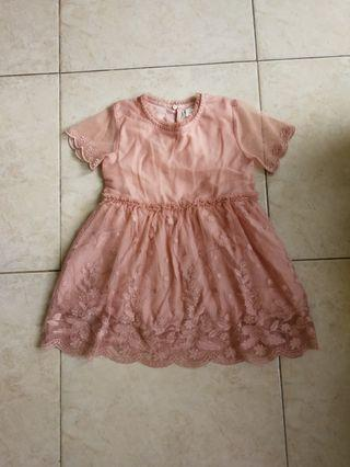 Zara Girl 4-5y Dress
