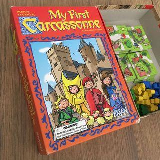 🚚 My First Carcassonne