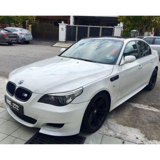 Bmw 530i 3.0 (A) SUNROOF M-SPORT SPORTY 19 INCH
