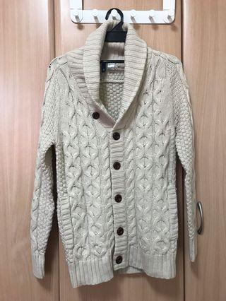 COLDWEAR Knitted Cardigan