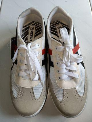 Brand New Red/White/Black Shoe/Sneakers with Tag