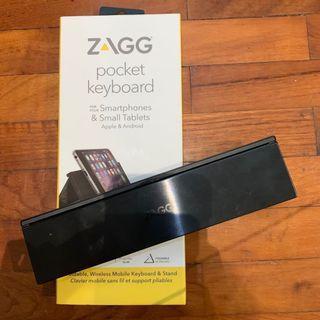 🚚 Zagg Pocket keyboard