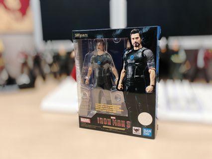 SHF Tony Stark 全新 行版 Banbai S.H.Figuarts Marvel Avengers Iron Man 鐵甲奇俠