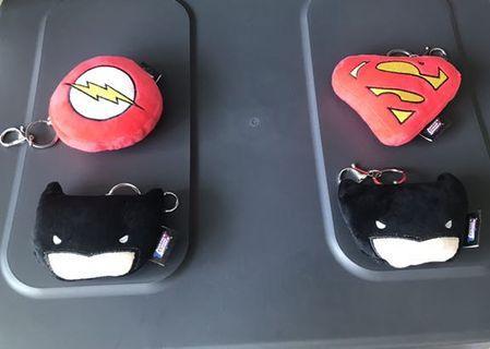 Super Hero Keyring