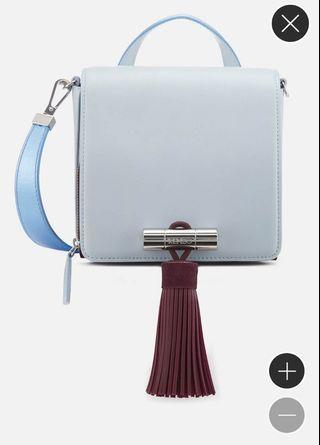 (全新) Kenzo Leather Sailor Bag 流蘇包