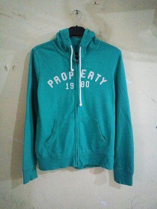 #BAPAU SPAO jaket hoodie zipper